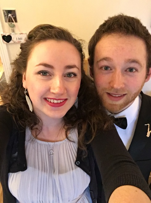 Off to the 'Offies' 2018 to support Patrick Sandford in GROOMED